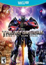 Hra pre Nintendo WiiU Transformers: Rise of the Dark Spark