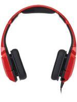 Príslušenstvo pre Nintendo WiiU sluchátka TRITTON Kunai (Wii U) - červená