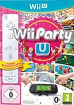 Príslušenstvo pre Nintendo WiiU WiiU Party U + WiiU diaľkový ovládač (biely)