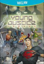 Hra pre Nintendo WiiU Young Justice: Legacy