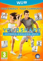 Hra pre Nintendo WiiU Your Shape: Fitness Evolved 2013