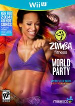 Hra pre Nintendo WiiU Zumba Fitness 4: World Party