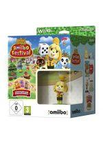 Hra pre Nintendo WiiU Animal Crossing: Festival + Amiibo Isabel + 3 karty