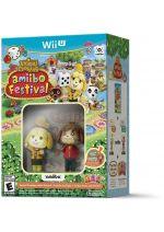 Hra pre Nintendo WiiU Animal Crossing: Festival + 2x Amiibo + 3 karty