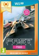 Hra pro Nintendo WiiU Fast Racing Neo