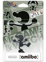 Hra pro Nintendo WiiU Figurka Amiibo Smash - Mr. GameWatch (poškozená krabička)
