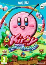 Hra pre Nintendo WiiU Kirby and Rainbow Paintbrush
