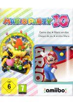 Hra pro Nintendo WiiU Mario Party 10 + Amiibo Mario