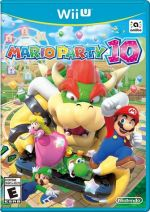 Hra pre Nintendo WiiU Mario Party 10
