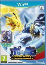 Hra pre Nintendo WiiU Pokkén Tournament + Amiibo karta (Limited Edition)