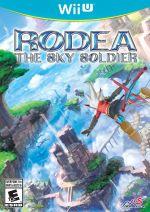 Hra pre Nintendo WiiU Rodea: The Sky Soldier