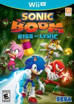 Hra pre Nintendo WiiU Sonic Boom: Rise of Lyric