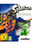 Splatoon + Amiibo Squid
