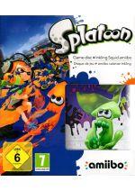 Hra pre Nintendo WiiU Splatoon + Amiibo Squid