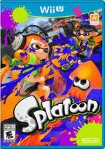 Hra pre Nintendo WiiU Splatoon