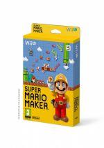 Hra pre Nintendo WiiU Super Mario Maker + Artbook