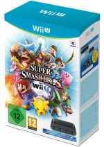 Hra pre Nintendo WiiU Super Smash Bros. + GC Controller Adapter Wii