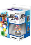 Super Smash Bros + Amiibo Mario