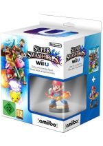 Hra pre Nintendo WiiU Super Smash Bros + Amiibo Mario