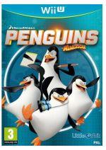 Hra pre Nintendo WiiU The Penguins of Madagascar