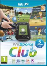 Hra pre Nintendo WiiU Wii Sports Club