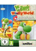 Hra pre Nintendo WiiU Yoshis Woolly World + Amiibo Yarn Yoshi Green