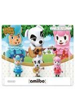 Príslušenstvo pre Nintendo WiiU Amiibo (Animal Crossing) Reese/K.K./Cyrus