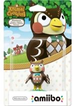 Príslušenstvo pre Nintendo WiiU Amiibo (Animal Crossing) Blathers