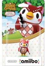 Příslušenství ke konzoli Nintendo WiiU Amiibo (Animal Crossing) Celeste