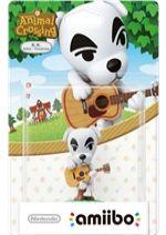 Príslušenstvo pre Nintendo WiiU Amiibo (Animal Crossing) K.K.