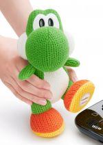 Príslušenstvo pre Nintendo WiiU Amiibo MEGA Yarn Yoshi