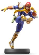 Amiibo (Smash bros.) Captain Falcon (WUHW)
