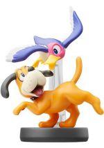 Príslušenstvo pre Nintendo WiiU Amiibo (Smash bros.) Duck Hunt Duo