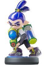 Príslušenstvo pre Nintendo WiiU Amiibo (Splatoon) Inkling Boy (modrý)