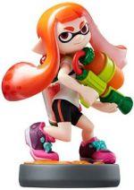 Príslušenstvo pre Nintendo WiiU Amiibo (Splatoon) Inkling Girl (oranžová)