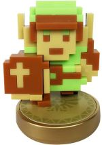 Příslušenství ke konzoli Nintendo WiiU Amiibo (Smash bros.) Link 8 bit