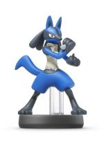 Príslušenstvo pre Nintendo WiiU Amiibo Smash Lucario
