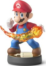 Pr�slu�enstvo pre Nintendo WiiU Amiibo Smash Mario