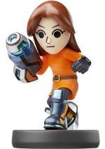 Amiibo (Smash bros.) Mii Gunner (WUHW)
