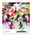 Amiibo (Splatoon) Callie a Marie - set figurek