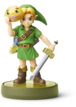 Príslušenstvo pre Nintendo WiiU Amiibo (Zelda) Link (Majoras Mask)