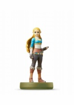 Příslušenství ke konzoli Nintendo WiiU Amiibo (Zelda) Zelda Fieldwork