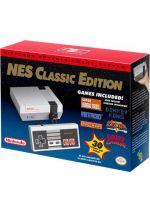 Příslušenství ke konzoli Nintendo WiiU Konzole Nintendo Classic Mini: Nintendo Entertainment System