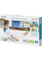 Príslušenstvo pre Nintendo WiiU Wii Fit U + Fit Meter + Balanceboard