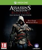 hra pre Xbox One Assassins Creed IV: Black Flag CZ (Jackdaw Edition)