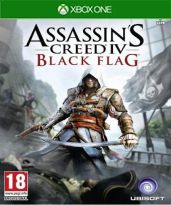 hra pro Xbox One Assassins Creed 4: Black Flag CZ
