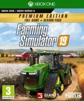 Farming Simulator 19 - Premium Edition (XBOX1) + darček plagát John Deere