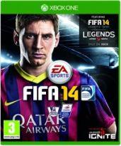 hra pre Xbox One FIFA 14