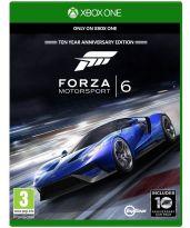 hra pre Xbox One Forza Motorsport 6 (kód na stiahnutie)