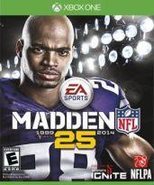 hra pre Xbox One Madden NFL 25